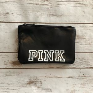 Victoria's Secret PINK Black Small Pouch